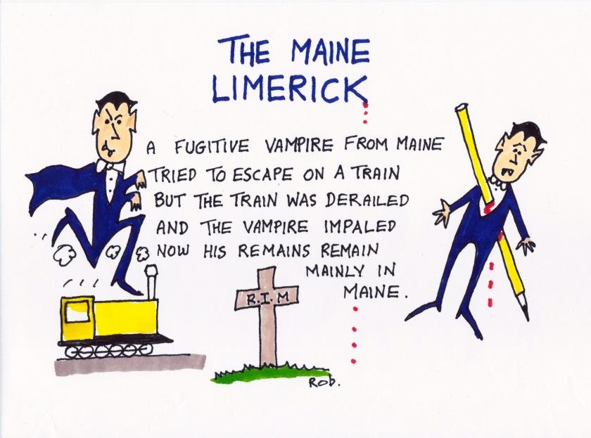Maine Limerick 060316